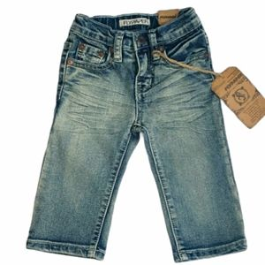 Infant Flypaper Denim Jeans | 12 Months